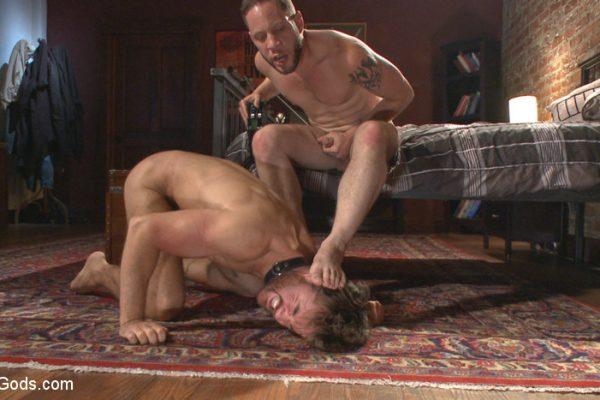 Wolf Hudson and Brendan Patrick