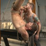 Edging: Connor Halsted