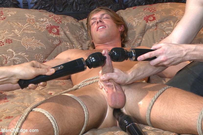 Men in sexual bondage
