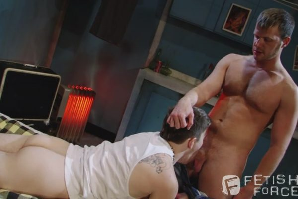 Gay BDSM: Jerek Miles and Brian Bonds