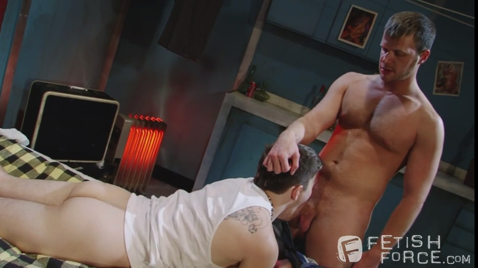 Gay BDSM: Jerek Miles and Brian Bonds