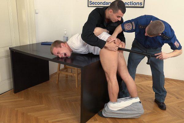 Ivan Mraz, Borek Sokol and Petr Zuska