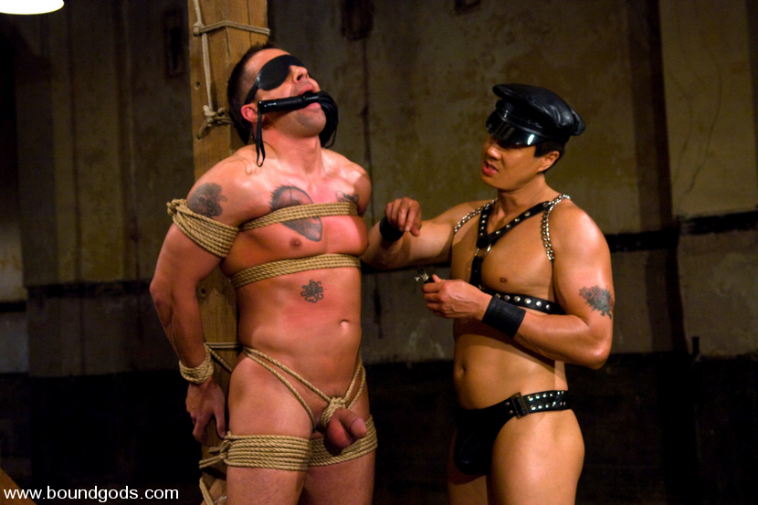 Van Darkholme and Finn Damion