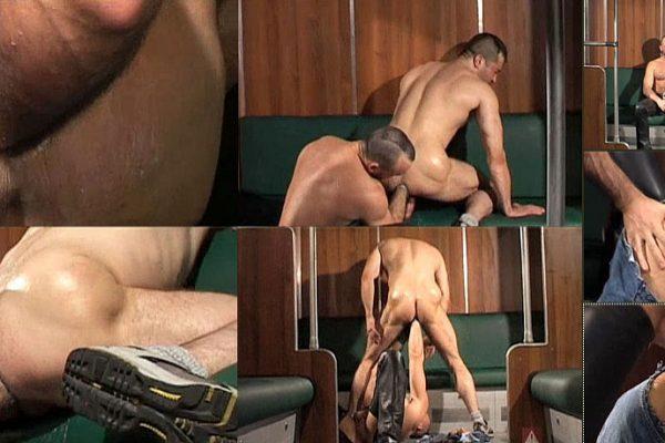 Gay Fisting: Frank Philipp and Adrian Marko