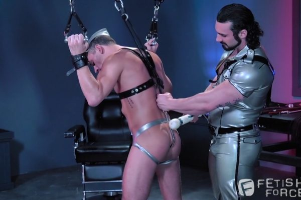 Gay BDSM: Jaxton Wheeler and Alexander Gustavo