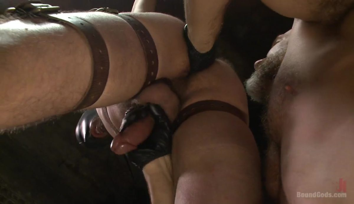 Dirk Caber and Dale Cooper