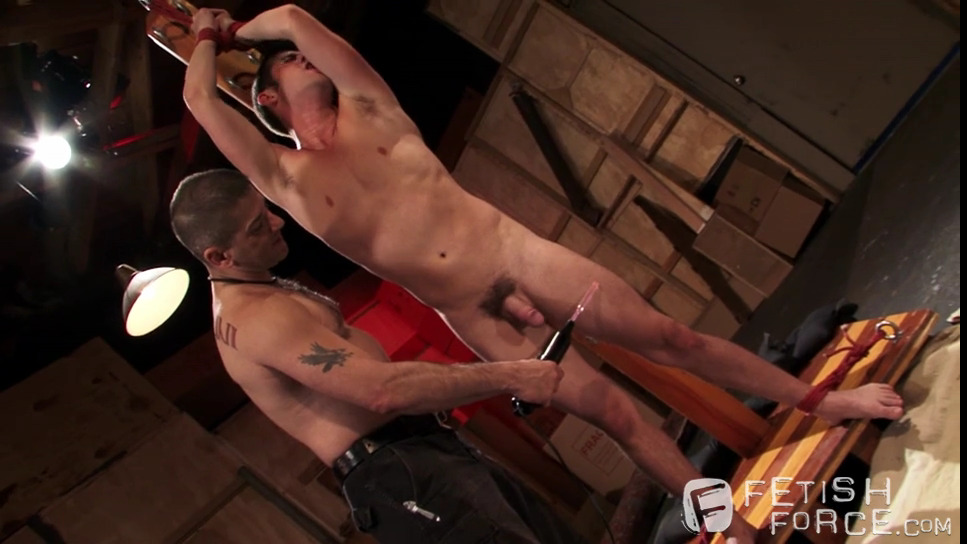 Tony Buff and Chase Young