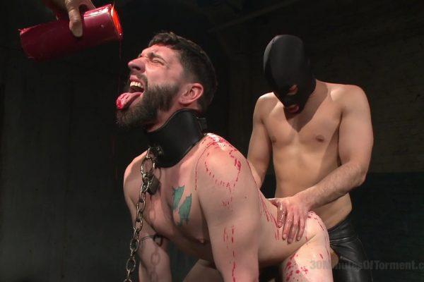 Gay Torment: Jackson Fillmore