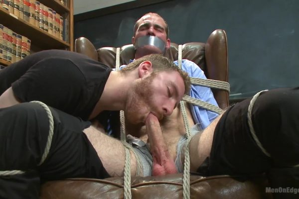 Edging: Jonah Marx - Scene 1