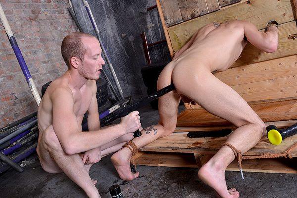 Michael Wyatt and Sean Taylor