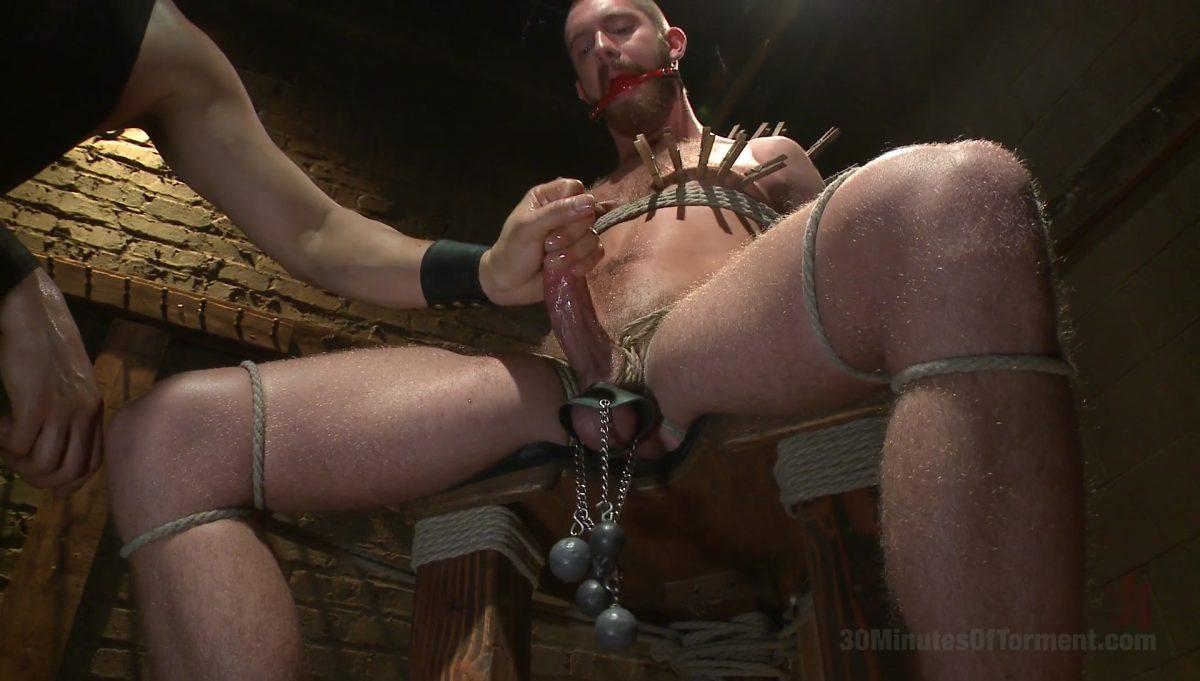 Gay Torment: Jordan Foster