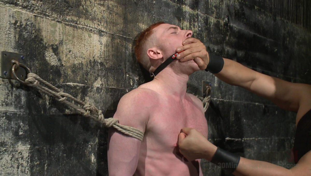 Gay Torment: Damien Moreau
