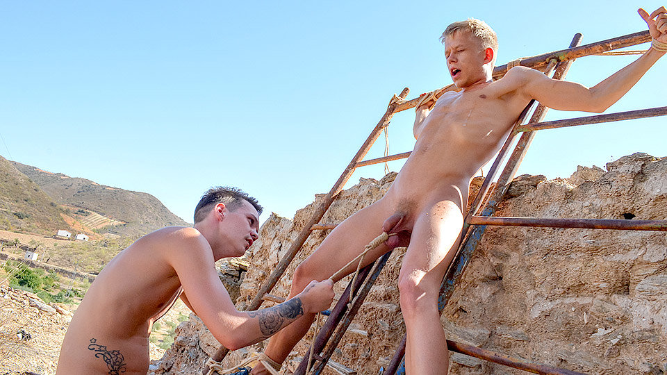 Chris Jansen and Charley Cole - Scene 2