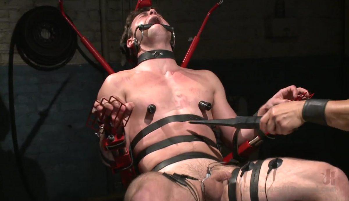 Gay Torment: Scott Harbor