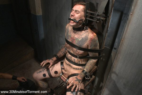 Gay Torment: Ruckus 3