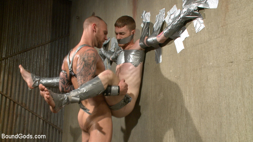 Damien Michaels and Seamus O'Reilly 4