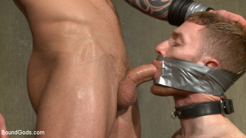 Damien Michaels and Seamus O'Reilly
