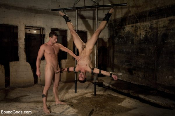 Rusty Stevens and Derrek Diamond 3