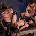 Lance Hart, Micky Mackenzie and Max Cameron Gay BDSM – Part 2