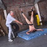 Michael Wyatt: Strung Up Like A Piece Of Meat