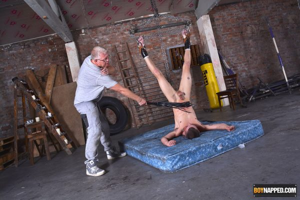 Michael Wyatt: Strung Up Like A Piece Of Meat 1