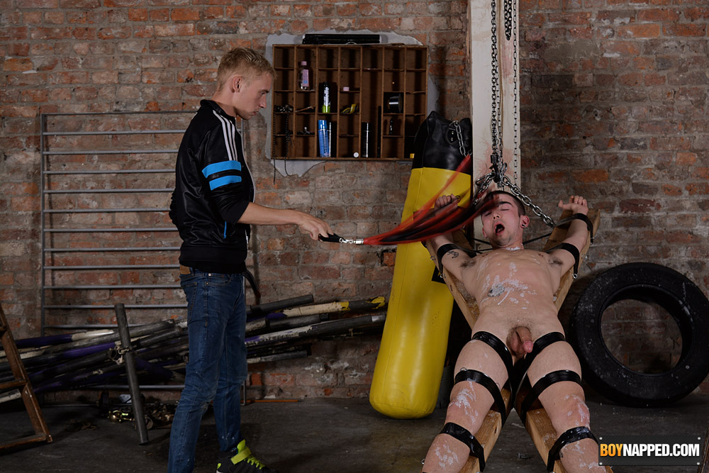 Michael Wyatt and Ashton Bradley - Scene 2 8