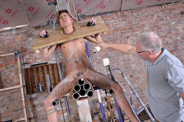 It's Never Just A Simple Hand Job: Justin Blaber