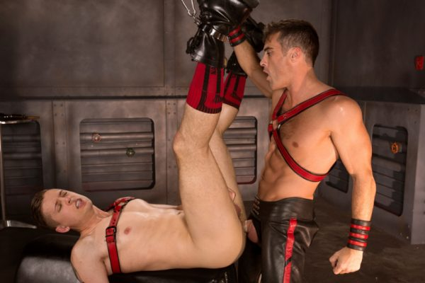 Gay BDSM: Lance Hart and Tyler Rush