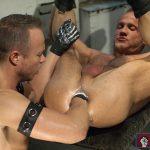 Gay Fisting: Chris Kohl and Ethan Hudson