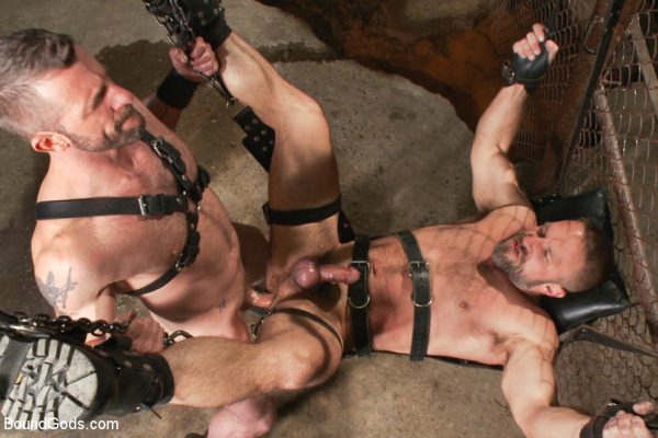 Dirk Caber and Morgan Black