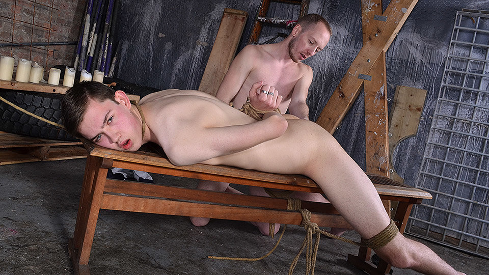 Gay BDSM: Eli Manuel and Sean Taylor