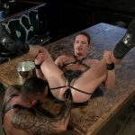 Gay Fisting: Jackson Lawless and Tom Colt
