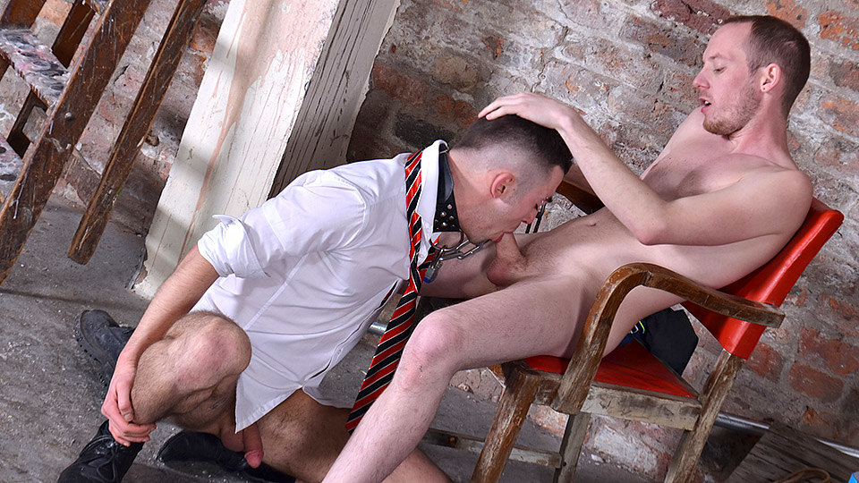 Michael Wyatt and Sean Taylor - Scene 3