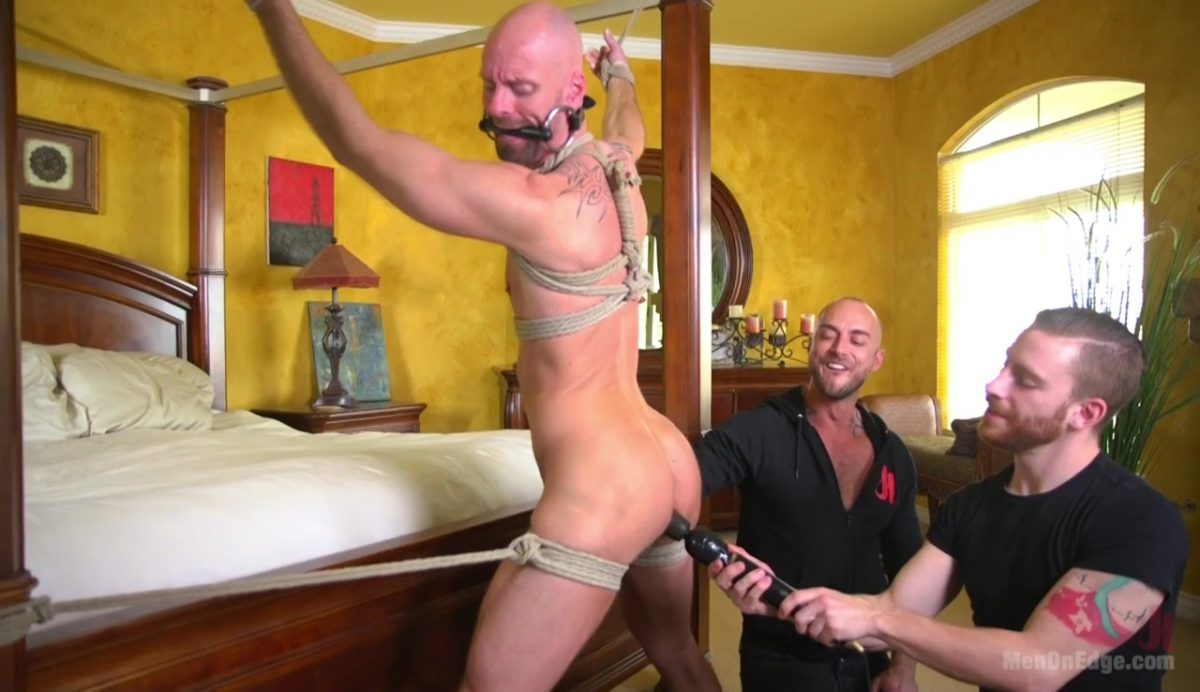 Edging: Mitch Vaughn - Part 2