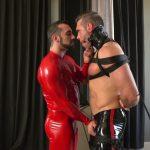 Jaxton Wheeler and Alex Mecum