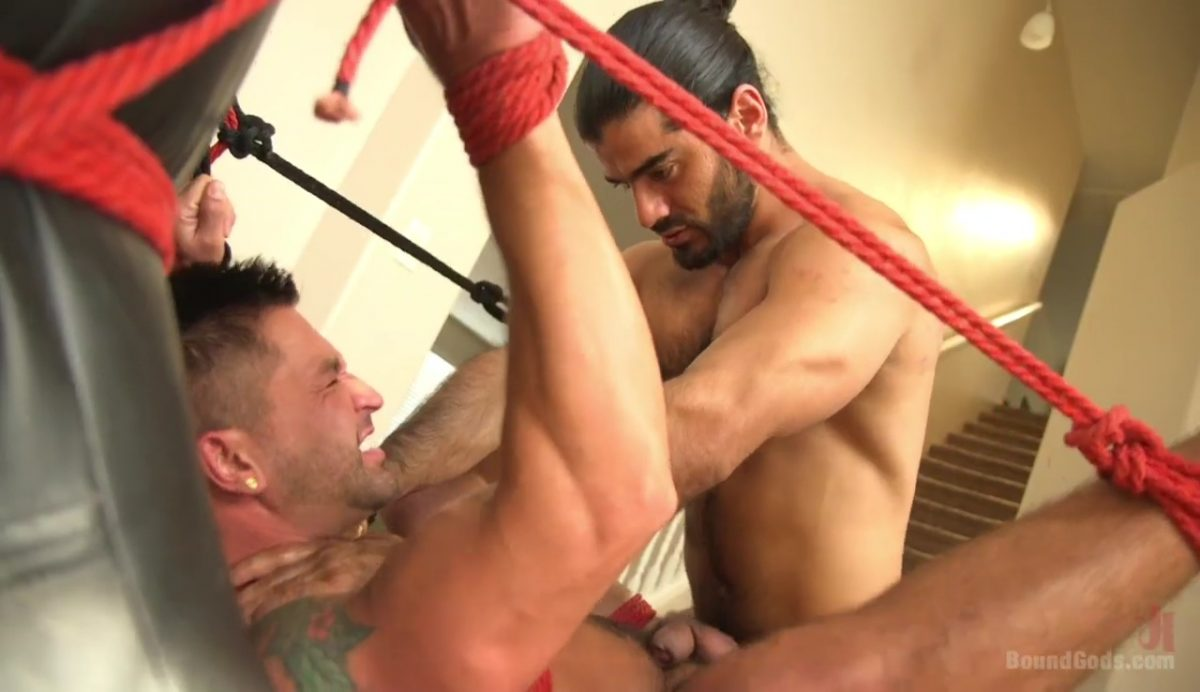 Gay BDSM: Ali Liam and Dominic Pacifico