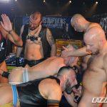 Gay Fisting: GangBang