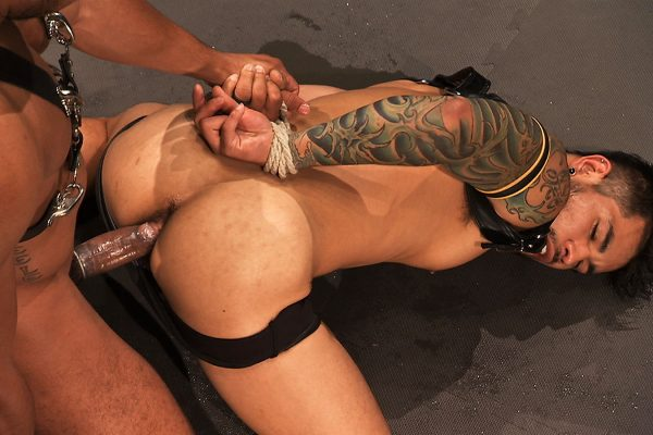 Lawson Kane and Draven Torres 8