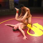 Gay Wrestling: Kaden Alexander and Grayson Frost