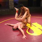 Gay Wrestling: Kaden Alexander and Grayson Frost