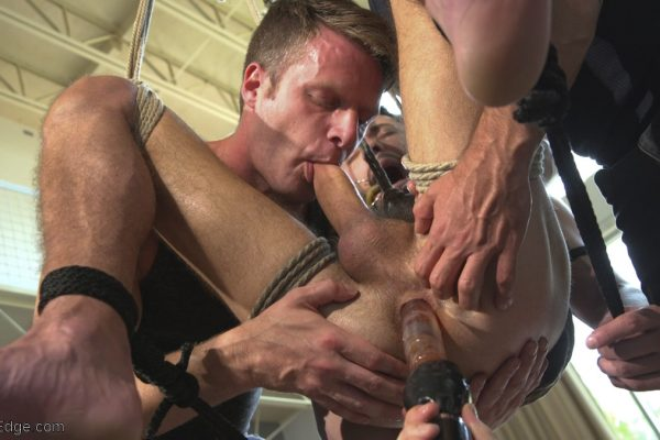 Edging: Scott DeMarco - Scene 2