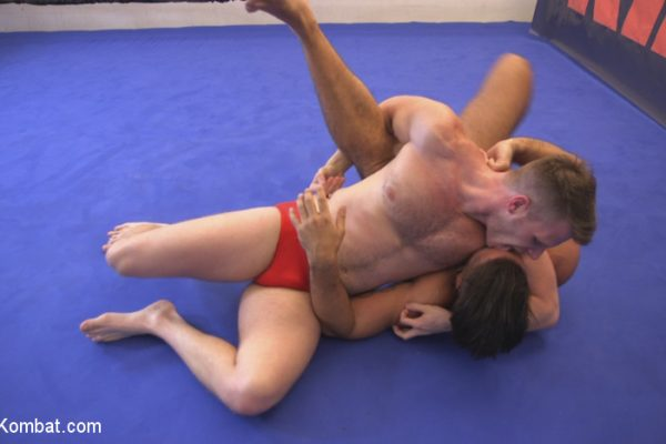 Gay Wrestling: Trey Turner and Brian Bonds