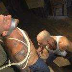 Edging: Hugh Hunter - Scene 2