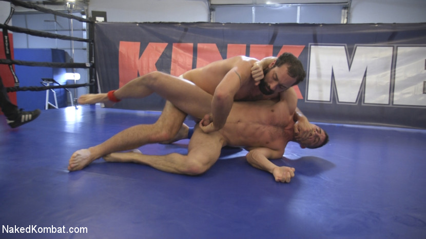 Gay Wrestling: Lance Hart and DJ