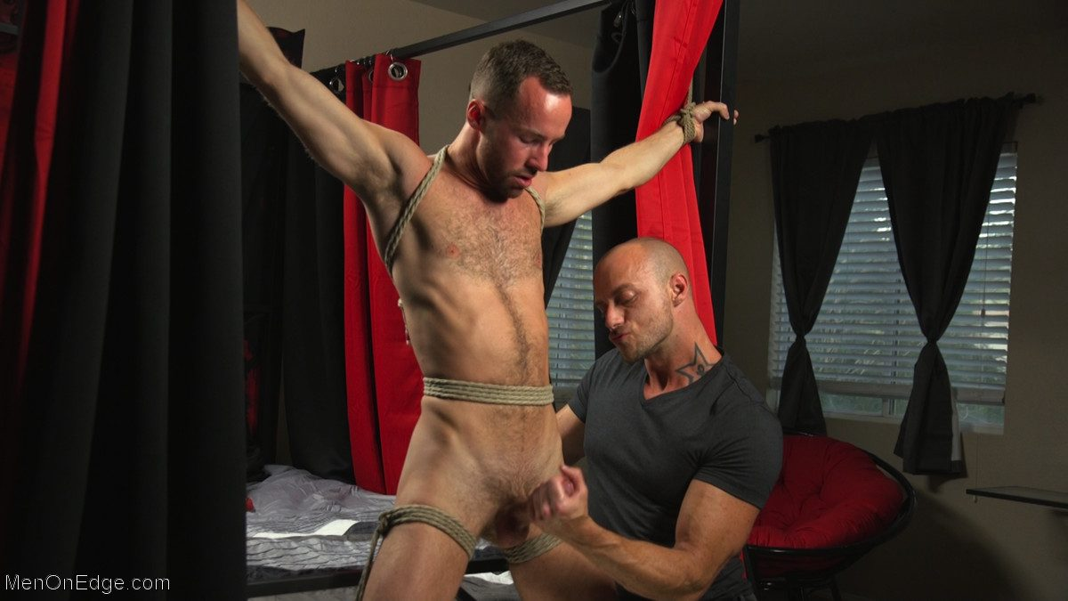 Edging: Alex Hawk