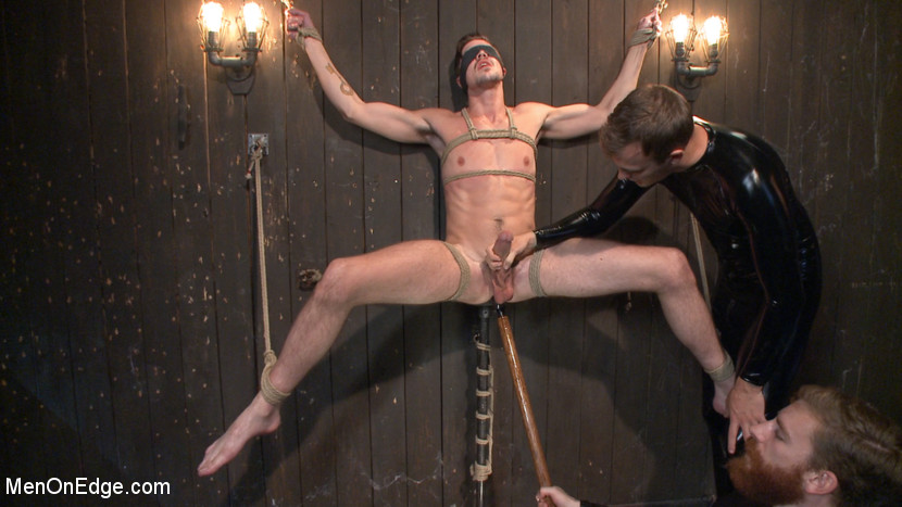Edging: Jack Hunter
