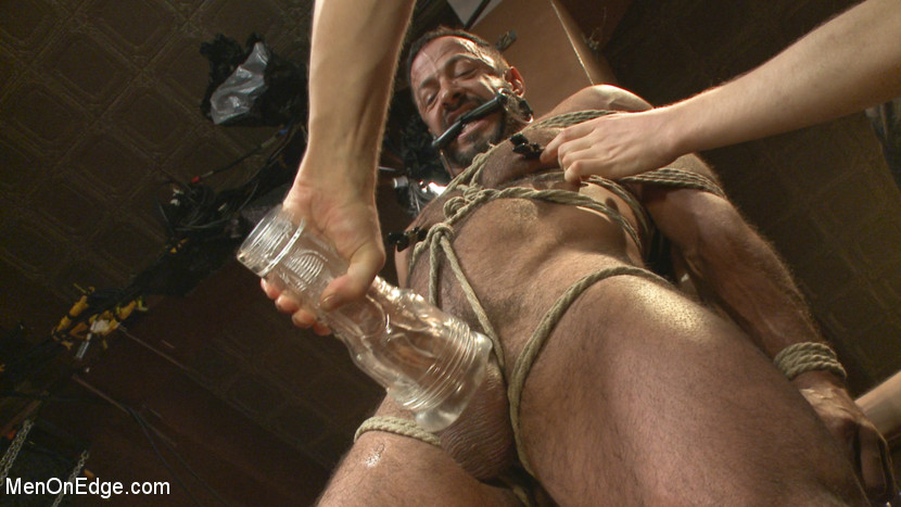 Edging: Vinnie Stefano