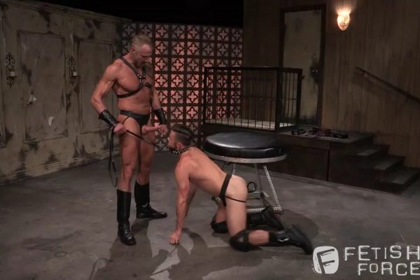 Gay BDSM: Dallas Steele and Mike DeMarco
