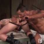 Gay BDSM: Logan McCree and David Benjamin