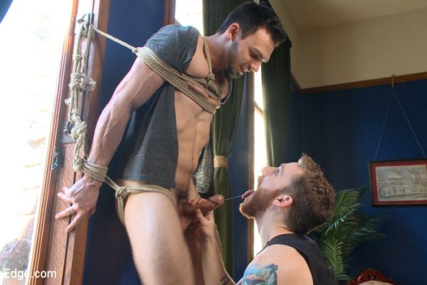 Edging With Jason Maddox